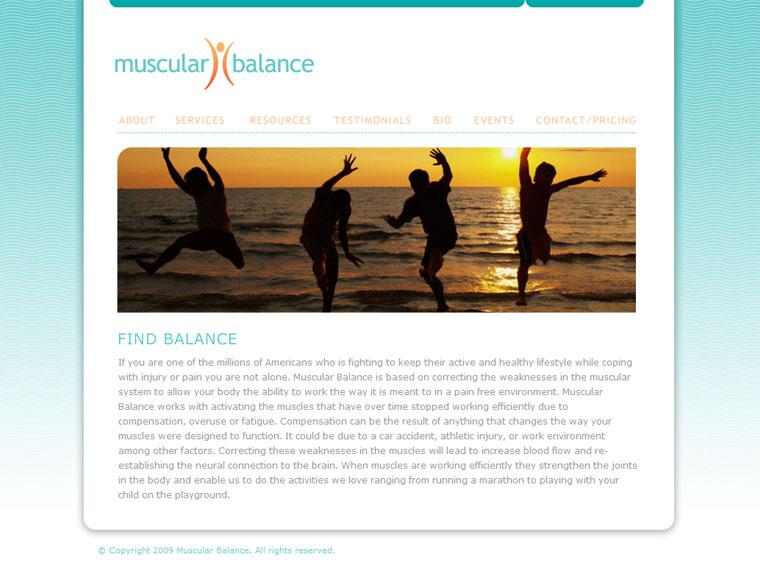 Muscular Balance